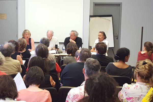 Débat Emploi culturel Avignon 2016 -1