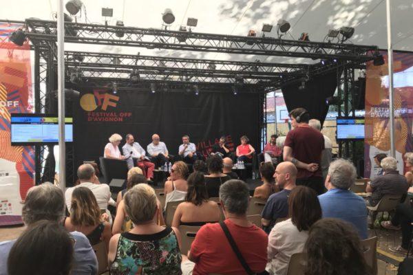 Phlippe Laurent débat actes pro17 juillet