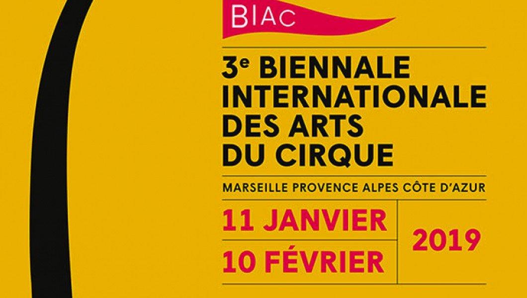 Biennale cirque FNCC