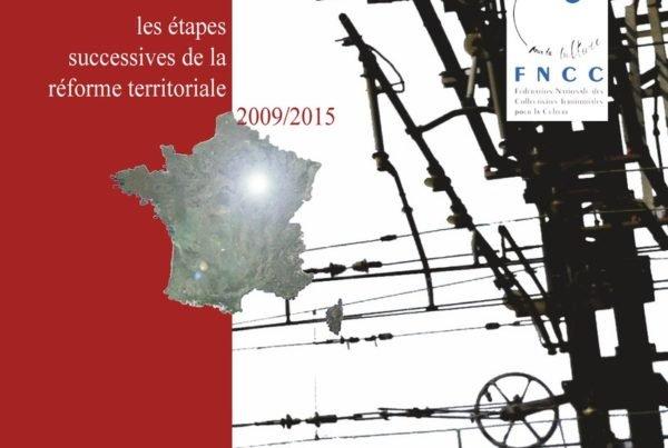 FNCC Reforme territoriale